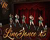 [M] Line Dance x5