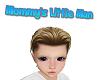 Mommy's Little Man head