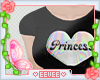 Holo Princess Shirt Big