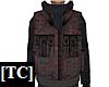 Combat Vest DigiRed 1