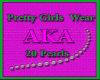 Alpha Kappa Alpha Poster