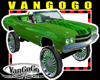 VG 1970 DONK Green HIGH