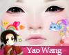 Decora Face Stickers V3