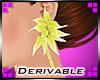 [E]Deriv Queen Earrings