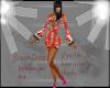Flower Dress-XXL