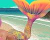 Confetti Mermaid Tail