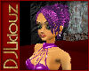 DJL-Bride Funky Purple