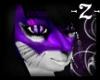 [z]Purple fox ears