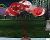 Canada Day Baloons