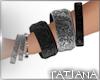 lTl Silver Bracelet R