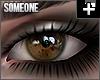 + iris - light brown