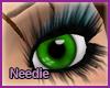 [n] Green Glam Eyes