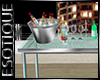 |E! Lounge Drinks Table