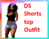 DS SHorts top outfit