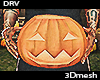 Drv Opened Pumpkin