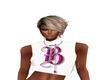 Letter B shirt