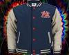 sweatshirt and jacket