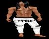 White Sweat Pants *Mens
