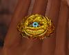 Eye of Horus Ring R