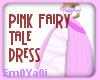 Pink Fairy Tale Dress
