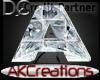 (AK)diamond A seat