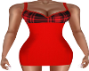 Fay Dance Dress-Red