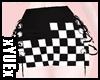 *Y* Karo Black Skirt