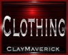 CM! Clothing Logo