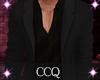 [CCQ]Dress Shirt-CoalBlk