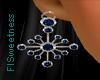 FLS Sapphire Snowflake