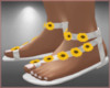 Sunflower Sandals, Kids