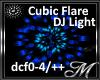 DblBlue Cubic Light