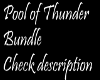 Pool of Thunder Bundle