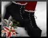 (LN)Black Fashion Boots