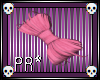 Shax's Bow ~ Pink