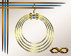 [CFD]4S-Winter Earrings