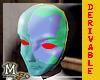 Faceplate+Gears MALE drv