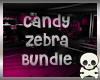 !K! Candy Zebra Bundle