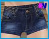 June Southern Shorts