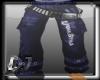 Urban Blue Pant