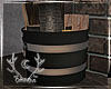 ✰|Refugio Log Bucket