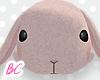 |bc| Floor Bunny Pink
