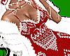 Red Knit Christmas Dress