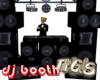 THGIS DJ BOOTH SETUP