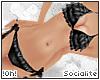 !0h! Bondi Bikini| Black