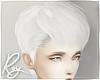 White Male Hair