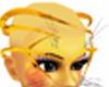 ~BK~Golden Kitty Helm 2