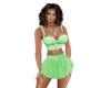 Spring Green Skirt RLL