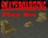 SKATEBOARDING Play Set
