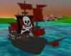 Faery Pirate Ship